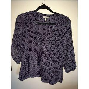 100% silk Joie blouse